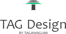 TAG Design BY TAGAWAGUMI